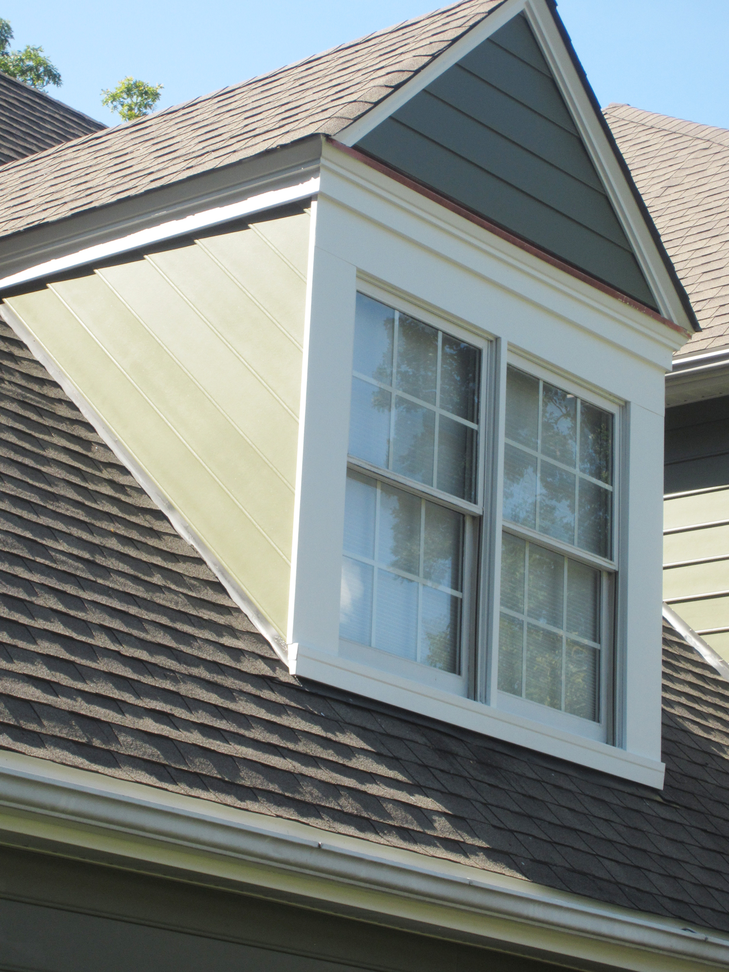 Weather Tight Dormers