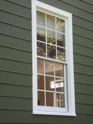 Weather-Tight Windows